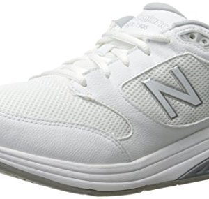 New Balance Men's Mens Walking Shoe Walking Shoe, White/White