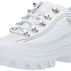 Lugz Men's Dot.Com 2.0 Sneaker, White