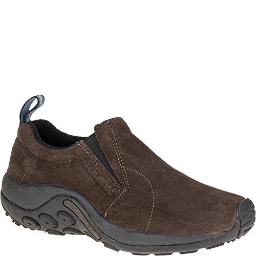 Merrell Men's Jungle Moc Slip-On Shoe,Fudge