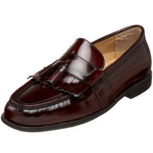 Nunn Bush Men's Keaton Slip-On Loafer,Burgundy