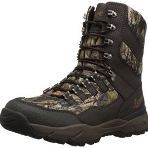 Danner Men's Vital Insulated 400G Hunting Shoes, Mossy Oak Break Up Country