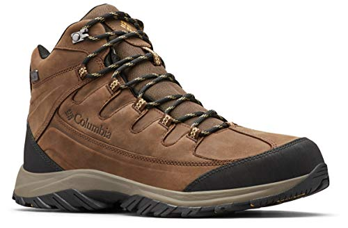 Columbia Men's Terrebonne II MID Outdry Hiking Boot, mud, Curry