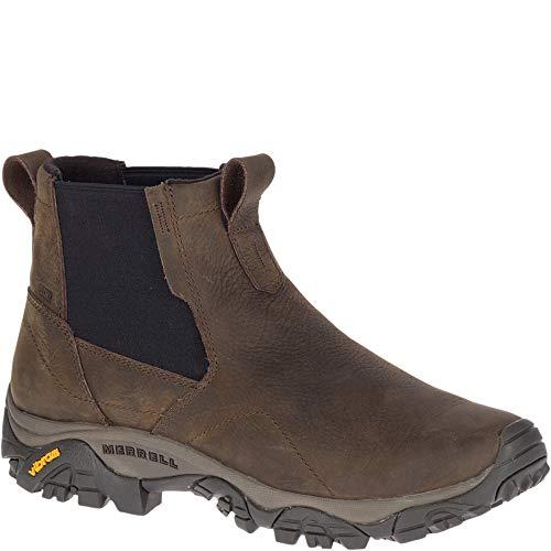 Merrell Men's Moab Adventure Chelsea PLR WP Boot, Brown