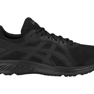 ASICS Men's Jolt 2 Running Shoes, Black/Dark Grey