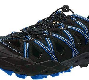 Merrell Choprock Shandal Hiking Shoe - Men's Granite/Blue