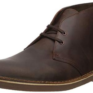 CLARKS Men's Bushacre 2, Dark Brown