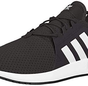 adidas Originals Men's X_PLR Sneaker, Black/White/Black