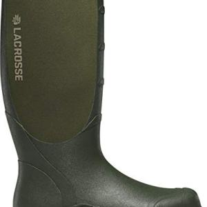 "LaCrosse Men's Alpha Lite 16"" 5.0MM Utility Boot, Green"