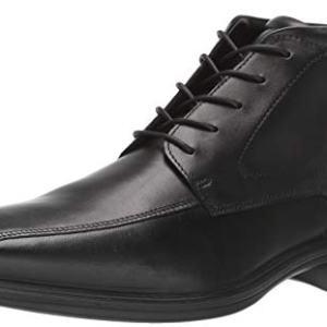 ECCO Men's Minneapolis Boot, Black
