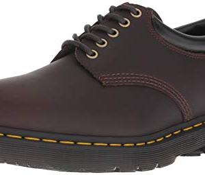 Dr. Martens Men's Snow Shoe, Cocoa, 9 Medium UK (10 US)