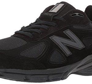 New Balance Men's Running Shoe, Black/Black