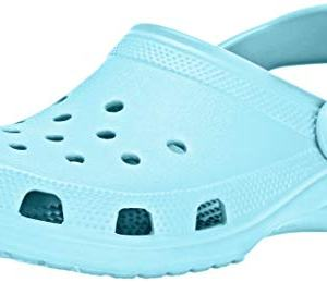 crocs Women's Classic Mule Ice Blue - 11 B(M) US Women / 9 D(M) US Men