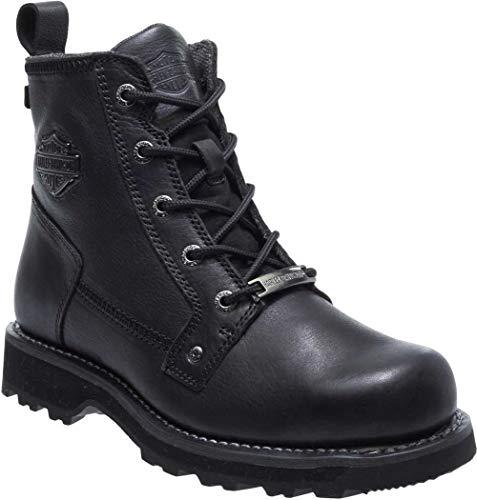 HARLEY-DAVIDSON FOOTWEAR Men's Griggs Fashion Boot, Black, 8.5 M US