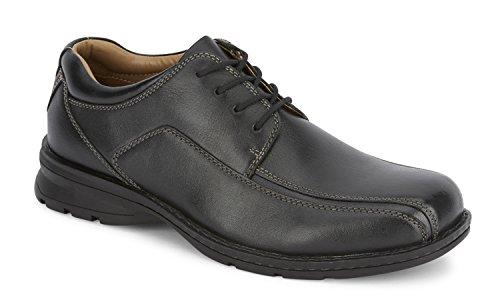 Dockers Men's Trustee Leather Oxford Dress Shoe,Black
