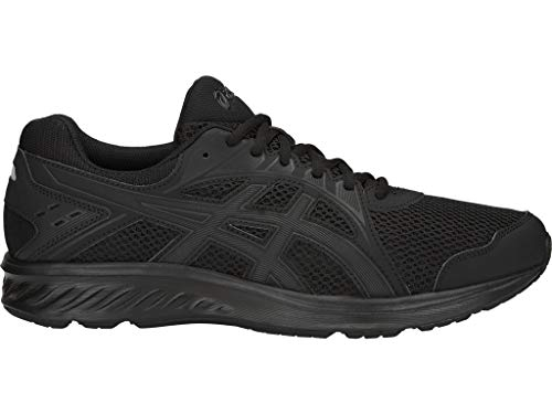 ASICS Men's Jolt 2 (4E) Running Shoes,Black/Dark Grey