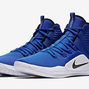 Nike Men's Hyperdunk X Team Basketball Shoe Game Royal/Black/White