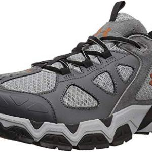 Under Armour Men's Mirage 3.0 Hiking Shoe, Rhino Gray (076)/Gray Wolf, 12.5