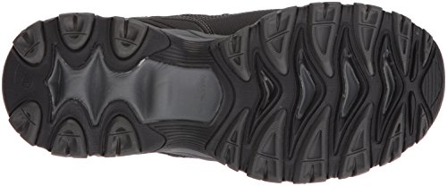 """Skechers Men's AFTERBURNM.FIT Memory Foam Lace-Up Sneaker Lace-up sneaker that includes mesh higher with supportive overlays and padded collar Cushioned mesh tongue Memory Foam Insole Smooth leather-based, artificial and mesh material higher in a sporty coaching sneaker with perforated particulars, stitching and overlay accents. Padded collar and tongue, material lining, Memory Foam insole, Articu-Lyte rubber sole and a versatile, high-traction rubber sole. 1 ½ """" built-in heel. Imported.Skechers is an award-winning international chief within the way of life footwear trade that designs, develops, and markets way of life footwear that appeals to trend-savvy males, girls and youngsters. The firm's success stems from it is prime quality, diversified, and reasonably priced product line that meets shoppers' numerous way of life wants. Since it is inception in 1992, the Skechers numerous product providing has grown from utility type boots to incorporate seven Skechers manufacturers and 5 uniquely branded trend traces for women and men."""