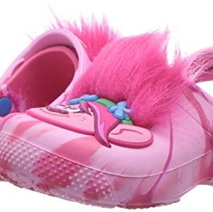 Crocs Unisex Fun Lab Trolls Clog K party pink