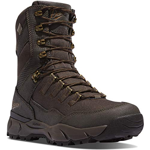 "Danner Men's Vital 8"" Waterproof Hunting Boot, Brown"