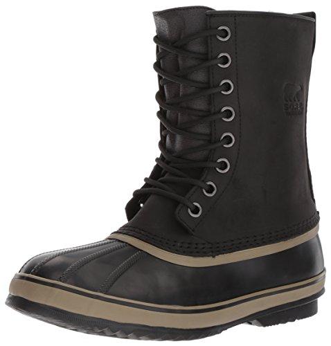 Sorel Men's 1964 Premium T Snow Boot, Black, 9 D US