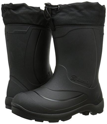 Kamik Snobuster1 Snow Boot (Toddler/Little Kid/Big Kid), Black