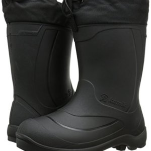 Kamik Snobuster1 Snow Boot (Toddler/Little Kid/Big Kid), Black