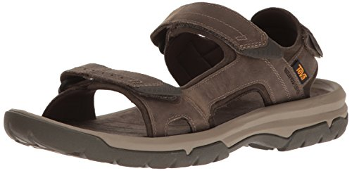 Teva Men's M Langdon Sandal, Walnut