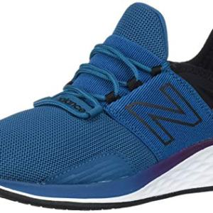 New Balance Men's Roav V1 Fresh Foam Running Shoe, Dark Neptune/Black