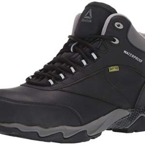 Reebok Work Men's Beamer Work Shoe, Black