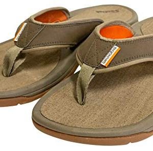 Grundéns Men's Deck Boss Sandal, Brindle