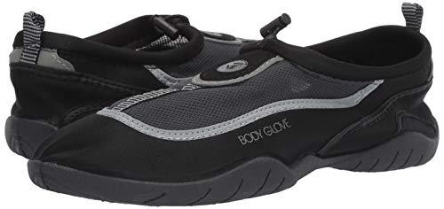 Body Glove Men's Riptide III Water Shoe, Black/Indigo