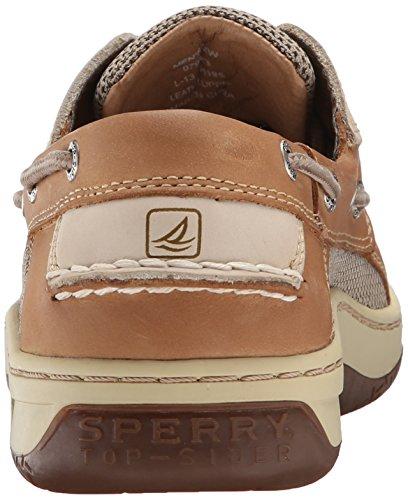 Sperry Mens Billfish 3-Eye Boat Shoe, Tan/Beige Sperry Mens Billfish 3-Eye Boat Shoe, Tan/Beige.