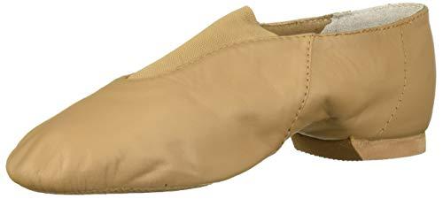 Bloch Girls' Super Jazz Shoe, Tan