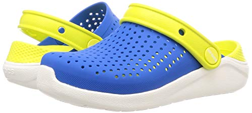Crocs Kid's LiteRide Clog | Casual Athletic Shoe for Toddlers, Boys, and Girls