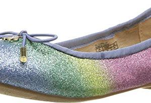 Sam Edelman Kids Girl's Felicia Ballet (Little Kid/Big Kid) Rainbow Ombre