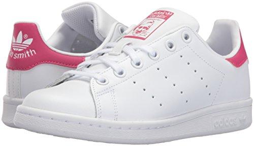 adidas Originals Kids' Stan Smith Sneaker, Footwear White/Footwear