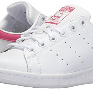 adidas Originals Kids' Stan Smith Sneaker, Footwear White/Footwear