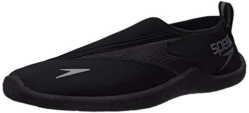 Speedo Men's Surfwalker Pro 3.0 Water Shoes, Black