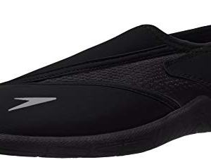 Speedo Men's Surfwalker Pro 3.0 Water Shoes, Black