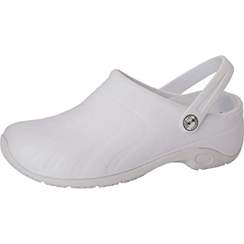 Anywear Zone Women's Healthcare Professional Injected Clog