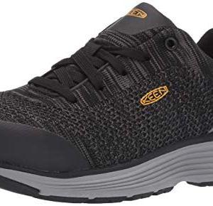 KEEN Utility Women's Sparta Low Alloy Toe ESD Work Shoe