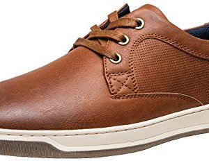JOUSEN Men's Casual Shoes Memory Foam