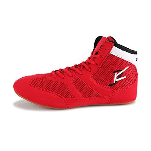 Funamee Men's Wrestling Shoes for Men