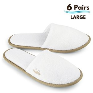 Disposable Indoor Hotel Slippers for Men and Women