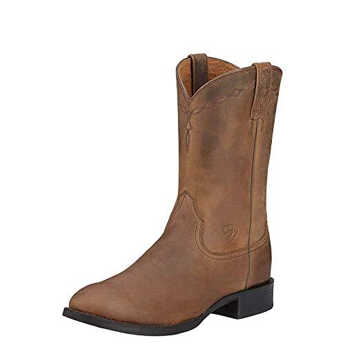 Ariat Heritage Roper Western Boot – Men's Leather