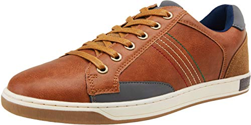 JOUSEN Men's Fashion Sneakers Memory Foam Casual Shoes