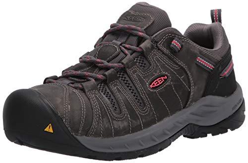 KEEN Utility Women's Flint 2 Low Steel Toe Non Slip Work Shoe