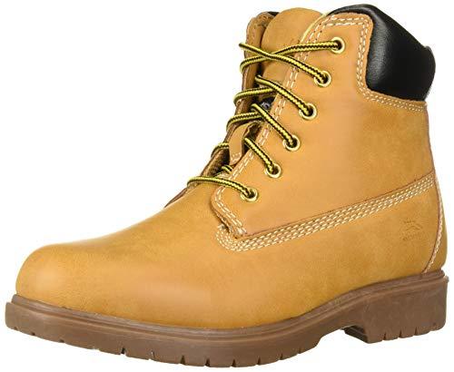 Deer Stags Boy's MAK2 Hiking Boot, Wheat