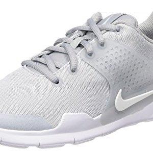 Nike Women's Arrowz Sneaker, Wolf Grey/White